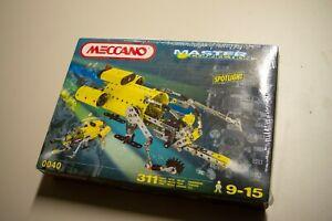 Meccano 0040, Metallbaukasten, U-Boot, Master Connection