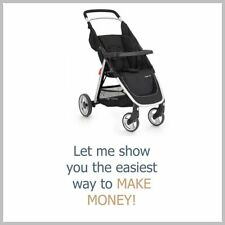 """Fully Stocked Dropshipping BABY BUGGIES Website Business. """"300 Hits A Day"""""""