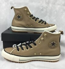 Converse Chuck Taylor All Star Hiker Hi Sneakers Boot Natural Ivory M9 / W11 NEW