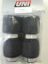 UNI Motorcycle Foam Air Filter Pod Set Honda CB350F CB400F 35mm PK-4