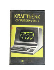 Kraftwerk Computer World 1981 Music Cassette Tape