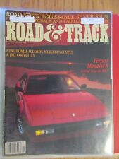Ferrari Ads, Articles & Road Tests Group #14 1981 to 1983 Models Choice of ONE