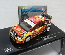 CITROEN C4 WRC #11 SOLBERG RALLY MEXICO 2010 1/43 IXO RAM413