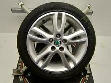 Skoda Fabia 2008 5j 16 Inch Alloy Wheel And Tyre 205/45r16 5j0601025b - Et43