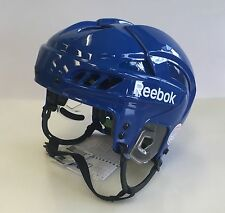 New Reebok 11K Olympics Pro Stock/Return size small ice hockey helmet royal blue