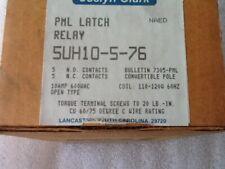 Joslyn Clark  5UH10-5-76  PML Latch Relay, 5-N.O/5-N.O, 120vac