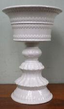 Mottahedeh Blanc De Chine Planter Footed Urn Cache Pot