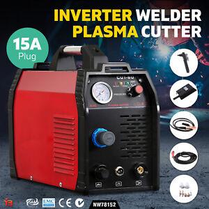 Inverter 60Amp Welder Plasma Cutter Gas DC iGBT Portable Welding Machine