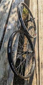 "Very Nice Haro Wheel Set - 20"" - Spin Perfectly - Mid School BMX - GT, Dyno"