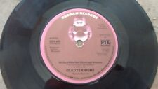"GLADYS KNIGHT WE DON'T MAKE EACH OTHER LAUGH ANYMORE 1978 BUDDAH 7"" 45 BDS 485"