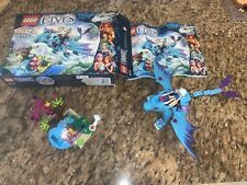 Lego Elves The Water Dragon Adventure # 41172 Complete