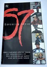 Sovereign Seven Chris Claremont 1996 Paperback Dc Comics Dwayne Turner Superhero