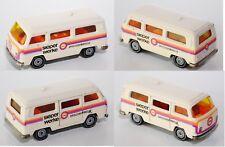 Siku 1331 VW Bus Typ T2, sieper werke / siku / SPIELZEUGMODELLE, Sondermodell