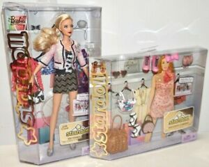STARDOLL by BARBIE DOLL #W2205~ Space Teen w/Extra Outfit ~2011 MATTEL