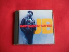 JIMMY BARNES - TWO FIRES - 11 TRACK CD - ATLANTIC - VERY GOOD CONDITION -1990