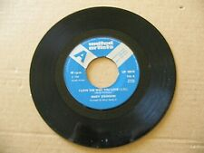 DEMO PROMO 45 Marv Johnson I Love The Way You Love United Artists UP 35010