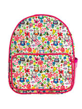 Floral Backpack / Rucksack Bag by Rachel Ellen Designs - School Nursery Girls