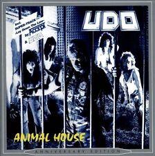 Animal House [Anniversary Edition] by U.D.O. (CD, Feb-2013, AFM (USA))