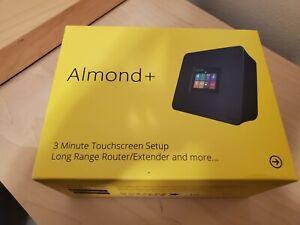 Securifi Almond+Long Range Touchscreen Wireless Dual Band AC Gigabit WiFi Router
