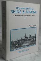 1992 Departamento Seine Te Marga por Felix Pascal Res Universis IN12