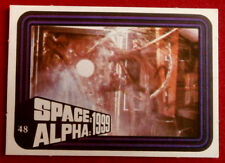 SPACE / ALPHA 1999 - MONTY GUM - Card #48 - Netherlands 1978