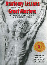 Anatomy Lessons from the Great Masters...BEVERLY HALE...VGC