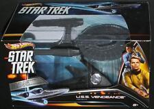 Star Trek Hot Wheels U.S.S. Vengeance Ship ~ NEW ~ 2013 Movie Into Darkness