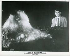 ROBERT HOSSEIN ODILE VERSOIS  FREDERIC DARD TOI LE VENIN 1958 PHOTO ORIGINAL #10