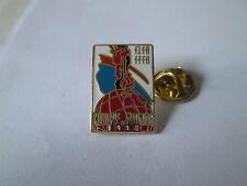 a1 COPPA DEL MONDO world cup france 1938 spilla calcio football pins 38