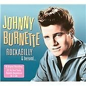 Johnny Burnette Rockabilly & Beyond 2-CD NEW SEALED Dreamin'/You're Sixteen+