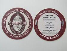 Beer COASTER ~ SPRINGFIELD Brewing Co Black Sheep ~ MISSOURI Brewery Since 1997