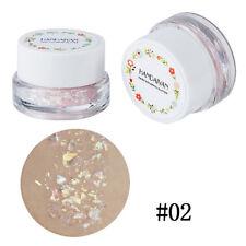 6 Color Glitter Gel Eye Shimmer Powder Eyeshadow Eye Shadow Palette Eyes Makeup