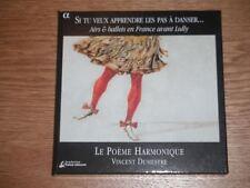 Airs & Ballets En France Avant Lully Le Poeme Harmonique Vincent Dumestre (3xCD)