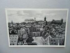 Ansichtskarte Nürnberg 1936 Blick von der Sebaldskirche