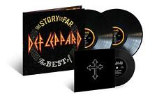 "DEF LEPPARD THE STORY SO FAR...THE BEST OF 2-LP VINYL + 7""  (Released 30/11/18)"