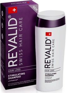 Revalid Stimulating Shampoo against Hair Loss strengthens hair structure 200 ml