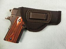 "Nylon Concealment gun holster-1911 3"" Ruger LC9,Glock 42, Bersa 380,DB9,Sig P938"
