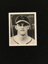 STAN MUSIAL 1948 BOWMAN RETRO INSERT HERITAGE 2001 REPRINT BASEBALL CARD