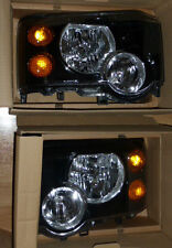 Land Rover Brand OEM Discovery 2 2003-2004 Style Headlamp Pair New NA Spec New