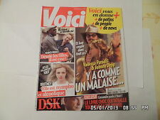 VOICI N°1174 8 MAI 2010 VANESSA PARADIS JOHNNY DEPP MARCO PRINCE BRITNEY     D54