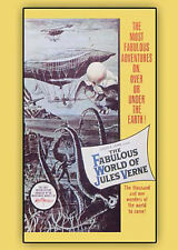 Fabulous World Of Jules Vern (2015, DVD New)