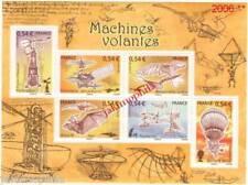 Bloc  n° 103  Machines volantes de 2006  NEUF **  LUXE