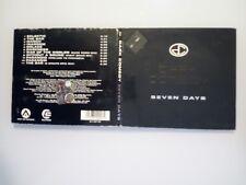 DARK COMEDY - SEVEN DAYS - DIGIPACK CD