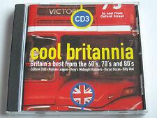 Cool Britannia CD 3 - Various (CD Album) Used very good