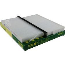 Original MANN-FILTER Innenraumluft Pollenfilter Innenraumfilter CU 2418-2