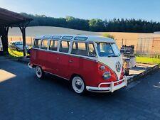 VW T1 De Luxo Samba - Nicht Restauriert ! Sehr toller Zustand !