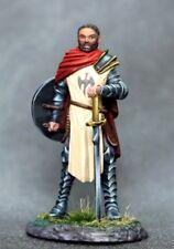 DARK SWORD MINIATURES - DSM7632 Male Paladin w/Bastard Sword and Shield