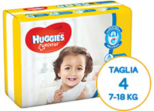 Huggies Unistar 18 Diapers Size 4 Maxi (7-39.7lbs) Single Pack