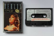 Cassette Berlin – Love Life 1984  Mercury – 818 329-4 Holland Promo Tape Synth