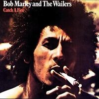 BOB MARLEY & THE WAILERS Catch A Fire VINYL LP 180 Gram BRAND NEW w/ Download